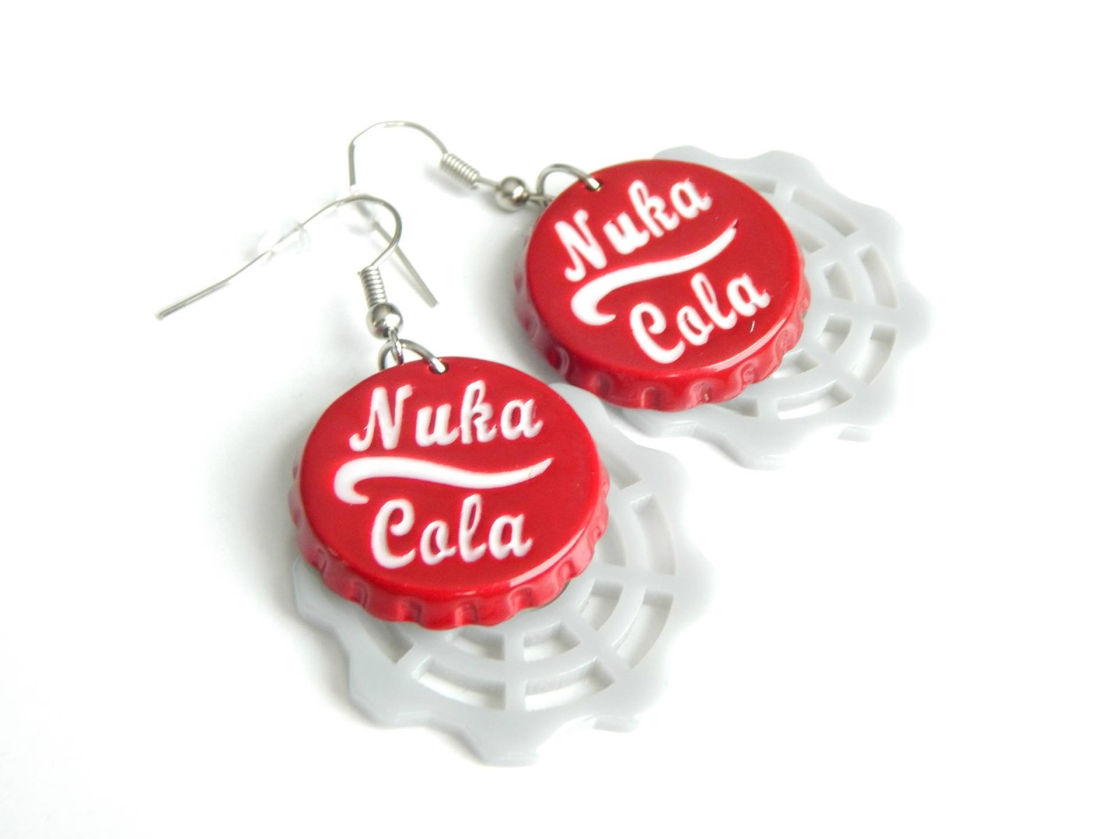 Gamer Girl Monthly March Box Fallout Earrings