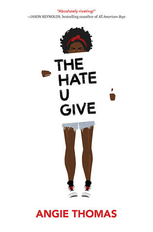 the hate u give THUG angie thomas diverse books black main character black lives matter