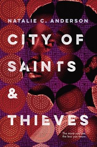 city of saints and thieves diverse books black main characters