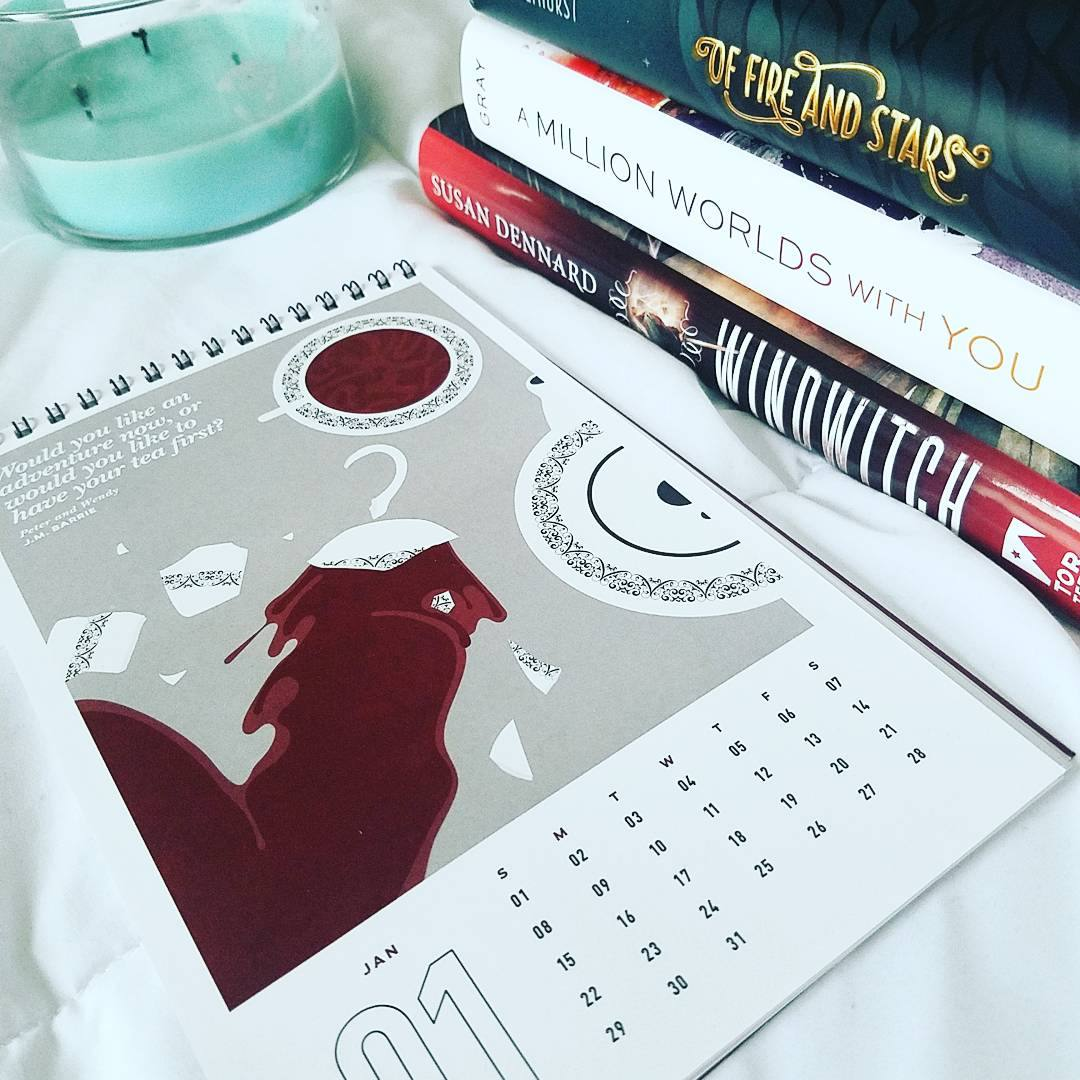January Reading Wrap Up 2017