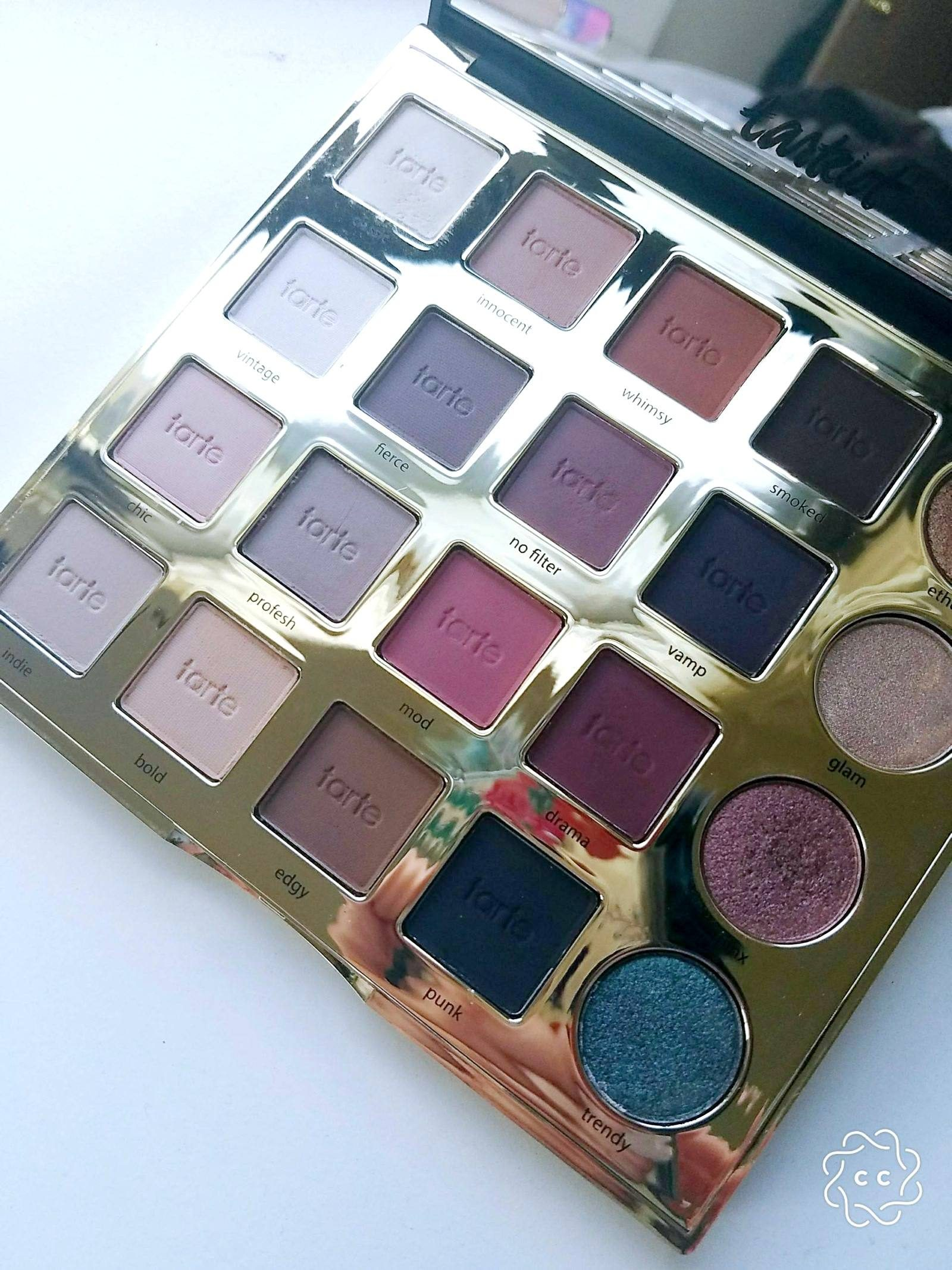 tarteist pro eye shadow blood of a thousand stars