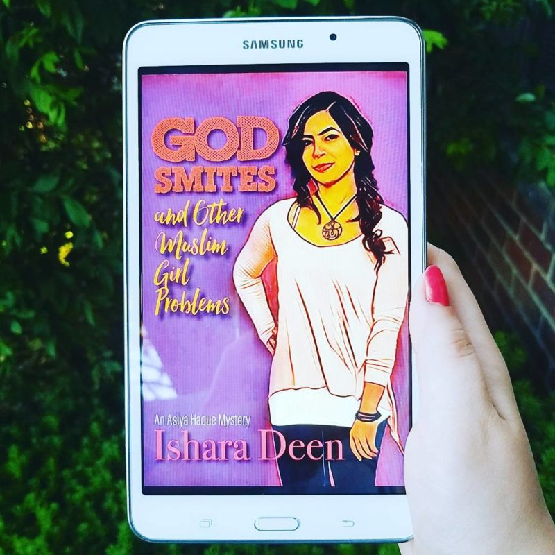 Book review God Smites and Other Muslim Girl Problems