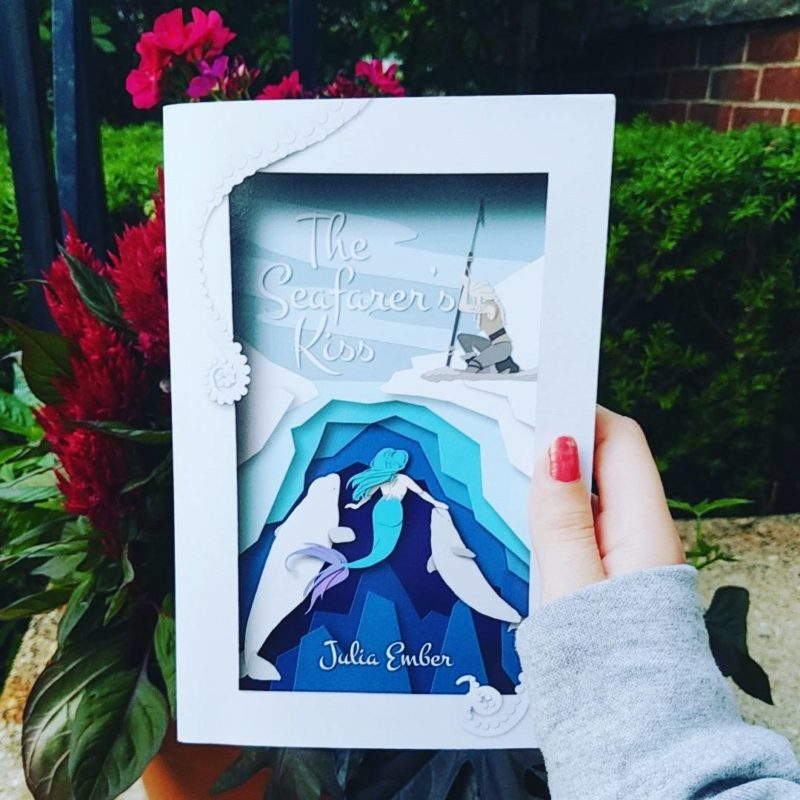 book review The Seafarer's Kiss