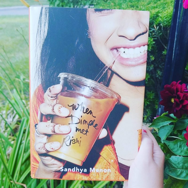 book review When Dimple Met Rishi