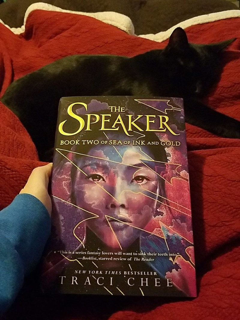 Book Review The Speaker Traci Chee