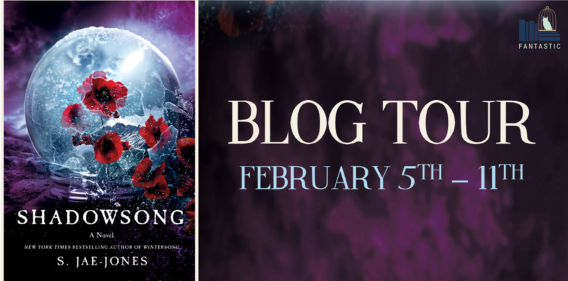 Shadowsong Blog Tour