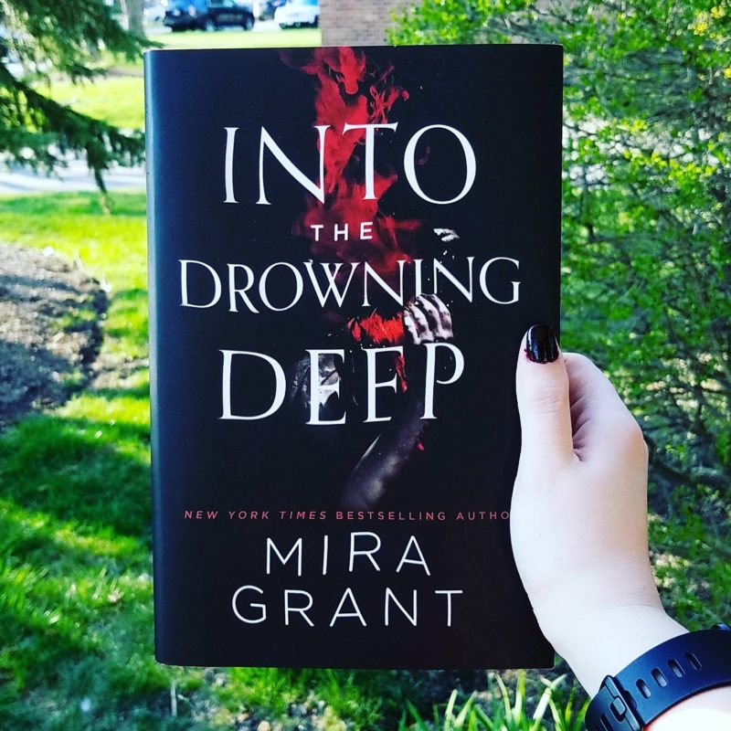 Book Review Into the Drowning Deep by Mira Grant
