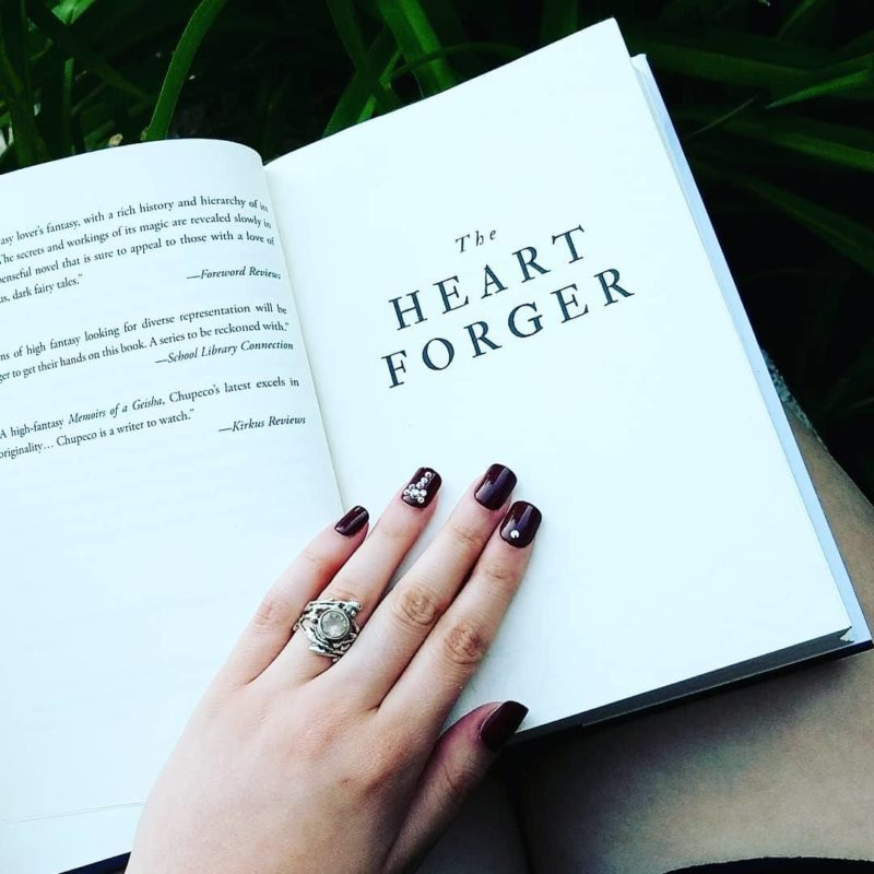 Review_The_Heart_Forger_Rin_Chupeco